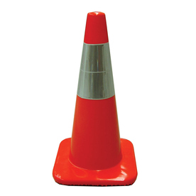 "JACKSON SAFETY Brand 18"" FL Orange Traffic Cone"
