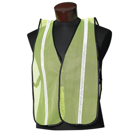 JACKSON SAFETY Brand Lime Mesh Vest