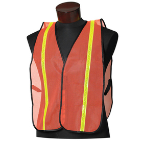 JACKSON SAFETY Brand Orange Mesh Vest