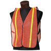 JACKSON SAFETY Brand Orange Mesh Vest