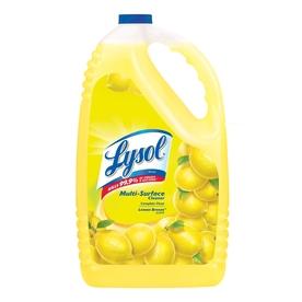 LYSOL 144-oz Lemon All-Purpose Cleaner