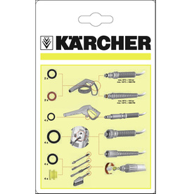 Karcher Replacement O-Ring Kit