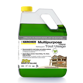 Karcher 1-Gallon 20x Concentrate Multipurpose Cleaner