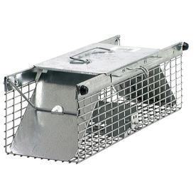 Havahart 18.88-in x 7.25-in x 5.76-in Steel Animal Trap