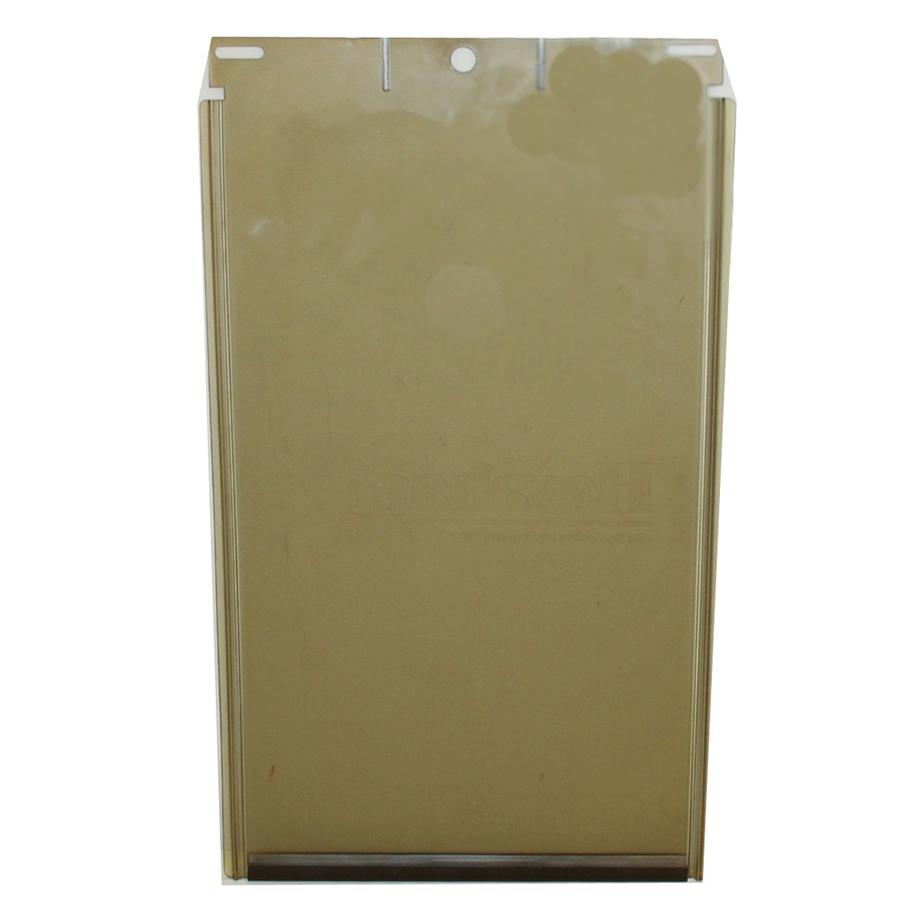 shop havahart medium plastic dog door replacement door