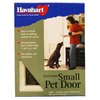 Havahart Small White Aluminum Pet Door (Actual: 7.5-in x 5.75-in)