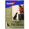 Havahart Large White Aluminum Pet Door