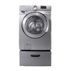 Samsung 3.9 cu ft High-Efficiency Front-Load Washer (Platinum) ENERGY STAR