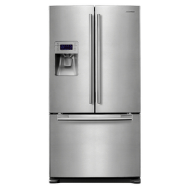 Samsung 25.7 cu ft French Door Refrigerator (Stainless Steel) ENERGY STAR