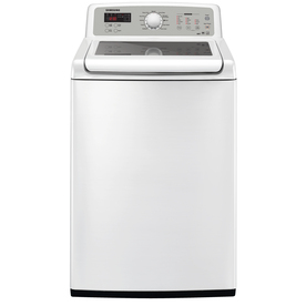 Samsung 4.7 cu ft High-Efficiency Top-Load Washer (White) ENERGY STAR
