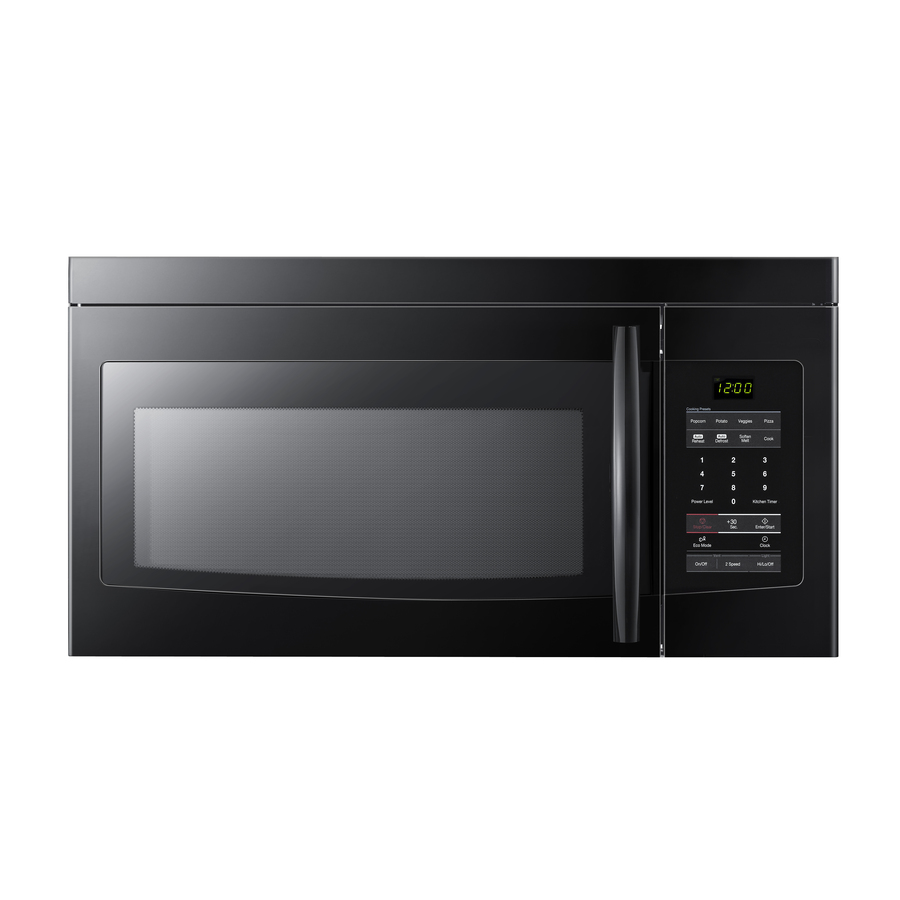 Lowes microwaves over