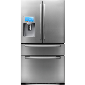 Samsung 28 cu ft 4-Door French Door Refrigerator (Stainless Steel) ENERGY STAR