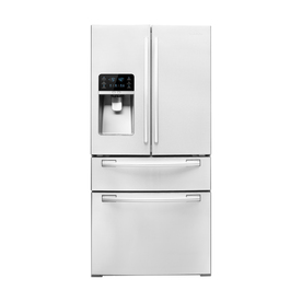 Freezers Small Samsung 26 Cu Ft French Door Refrigerator