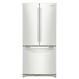 Samsung 19.7 cu ft French Door Refrigerator (White) ENERGY STAR