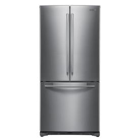 Shop samsung 18 cu ft french door refrigerator color for 18 cubic foot french door refrigerator