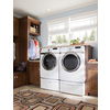 Samsung 14.2-in x 27-in White Laundry Pedestal with Storage Drawer