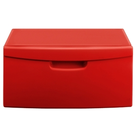 Samsung 15-in Laundry Pedestal with Drawer (Red)