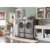 Samsung 14.2-in x 27-in Platinum Laundry Pedestal with Storage Drawer