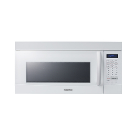 Samsung 1.8 cu ft Over-the-Range Microwave (White)