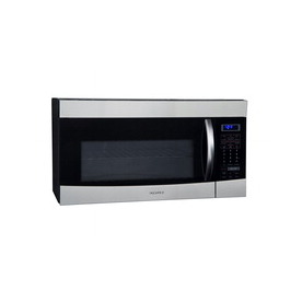 Samsung 1.8-cu ft Over-the-Range Microwave with Sensor Cooking Controls (Stainless Steel)