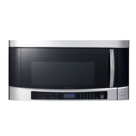 Samsung 2.0 cu ft Over-the-Range Microwave (Stainless Steel)