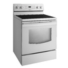 Samsung Smooth Surface Freestanding 5.9-cu ft Self-Cleaning Electric Range (White) (Common: 30-in; Actual: 29.90-in)