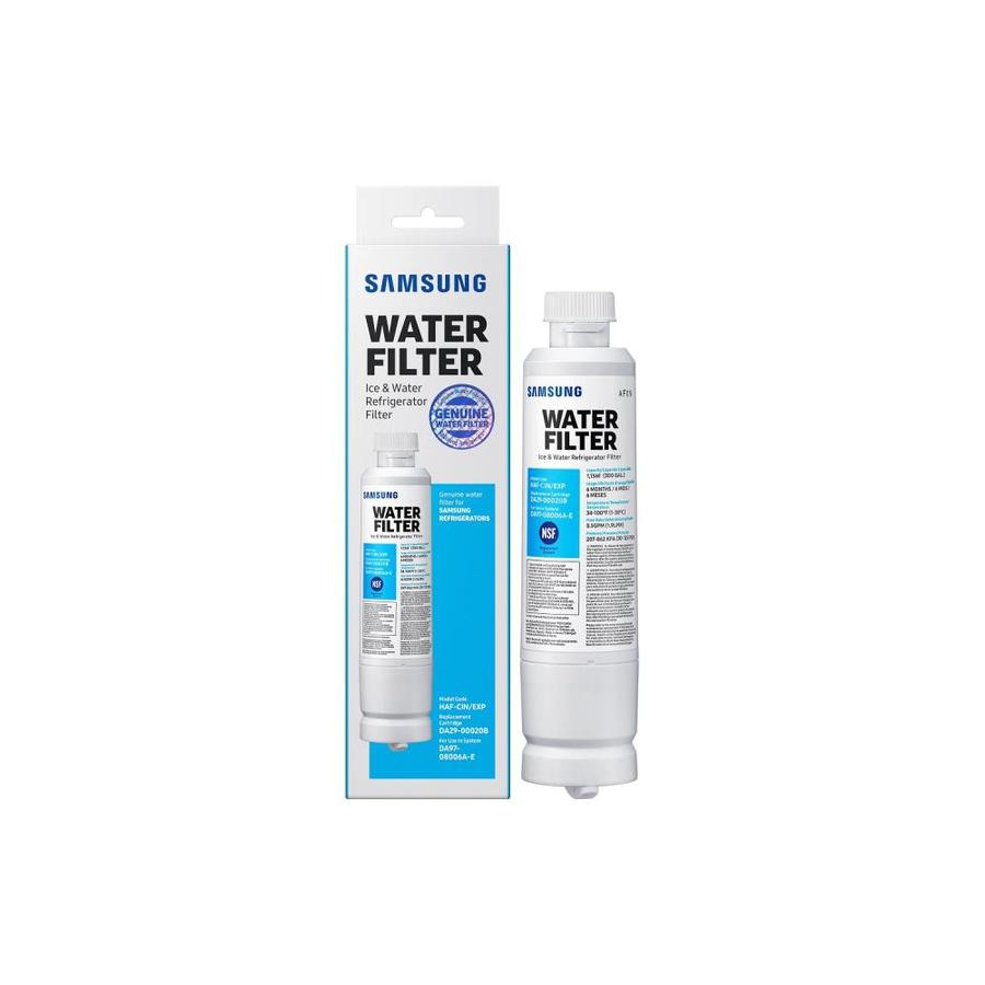 Samsung fridge water filter replacement nzs