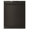 Samsung 49-Decibel Built-In Dishwasher with Hard Food Disposer and Stainless Steel Tub (Black) (Common: 24-in; Actual: 23.9-in) ENERGY STAR