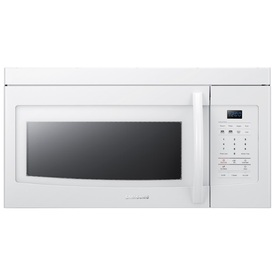 Samsung 1.6 cu ft Over-the-Range Microwave (White)