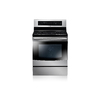 Samsung 5-Element 5.9-cu ft Self-Cleaning with Steam Freestanding Induction Range (Stainless Steel) (Common: 30; Actual 29.9062-in)