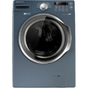 Samsung 3.7 cu ft High-Efficiency Front-Load Washer (Breakwater Blue) ENERGY STAR