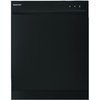 Samsung 24-in Built-In Dishwasher with Hard Food Disposer and Stainless Steel Tub (Black) ENERGY STAR