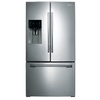 Samsung 25.6-cu ft French Door Refrigerator with Single Ice Maker (Stainless Steel)
