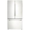 Samsung 25.7 cu ft French Door Refrigerator (White) ENERGY STAR