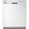 Samsung 24-in Built-In Dishwasher with Hard Food Disposer and Stainless Steel Tub (White) ENERGY STAR
