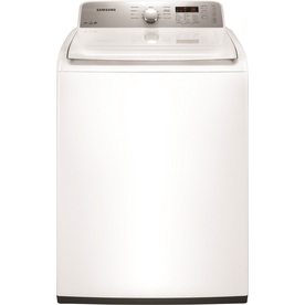 Samsung 4 cu ft High-Efficiency Top-Load Washer (White) ENERGY STAR