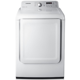 Samsung 7.2 cu ft Electric Dryer (White)