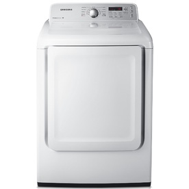 Samsung 7.2 cu ft Gas Dryer (White)