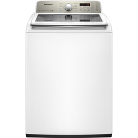 Samsung 4.5 cu ft High-Efficiency Top-Load Washer (White) ENERGY STAR