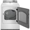 Samsung 7.3-cu ft Gas Dryer (White)