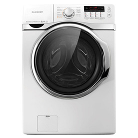 Samsung 4 cu ft High Efficiency Front-Load Washer (White) ENERGY STAR