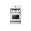 Samsung 30-in 5-Burner Freestanding 5.8 cu ft Convection Gas Range (White)