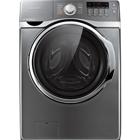 Samsung 3.9 cu ft High Efficiency Front-Load Washer (Platinum) ENERGY STAR
