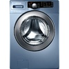 Samsung 3 Series 3.6-cu ft High-Efficiency Stackable Front-Load Washer with Steam Cycle (Blue) ENERGY STAR