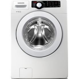 Samsung 3.6 cu ft High Efficiency Front-Load Washer (White) ENERGY STAR