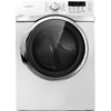 Samsung 7.4-cu ft Stackable Gas Dryer with Steam Cycles (White)