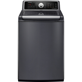 Samsung 4.7-cu ft High-Efficiency Top-Load Washer (Platinum) ENERGY STAR