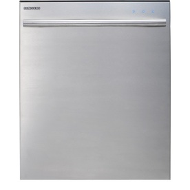 Samsung 51-Decibel Built-In Dishwasher with Hard Food Disposer (Stainless Steel) (Common: 24-in; Actual 23.9-in) ENERGY STAR