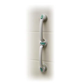 MHI 12-in White Grab Bar
