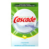 Cascade Bleach 75 oz Lemon Dishwasher Detergent